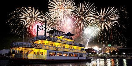 July 4th Firework Cruise from the Boston Harbor