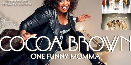 """COCOA BROWN """"One Funny Momma"""""""
