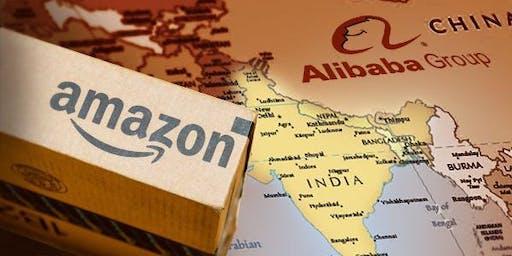 Déjeuner d'affaires - Comment vendre sur Amazon et Alibaba