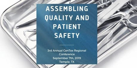 3rd Annual CenTex Regional Conference tickets