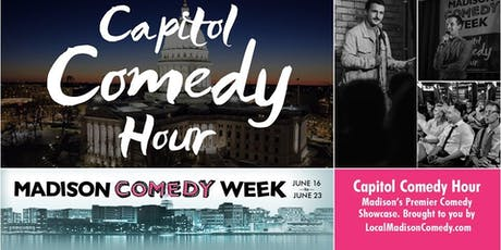 Capitol Comedy Hour! tickets