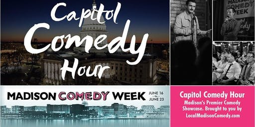 Capitol Comedy Hour!