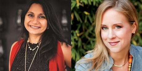 FREE EVENT WITH SONALI DEV AND MEG DONOHUE tickets