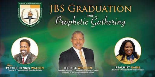 JBS Graduation & Prophetic Gathering