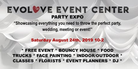 Party Expo tickets