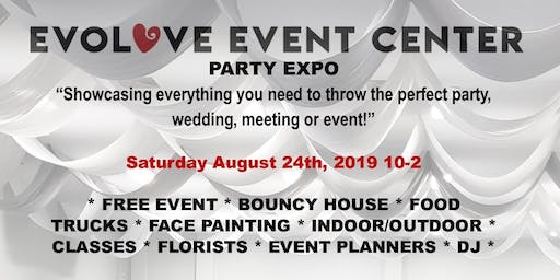 The Party Expo; Free Community Event