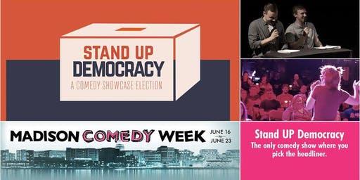 Stand-up Democracy!