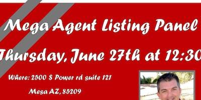 Mega Agent Listing Panel