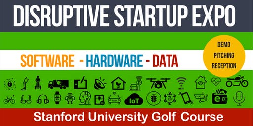 Disruptive Startup Expo @ Stanford