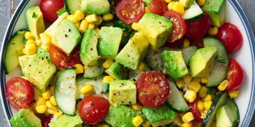 Nutrition and Cooking Class: Summer Lunches