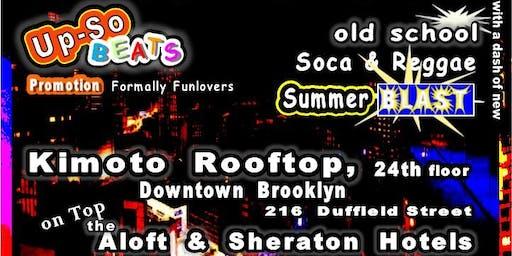 Soca & Reggae Summer Blast