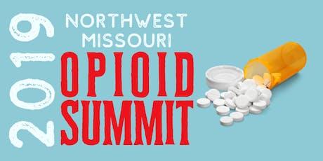 2019 Northwest Missouri Opioid Summit tickets