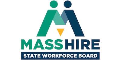MassHire State Workforce Board Meeting - Waltham (6/18/19)