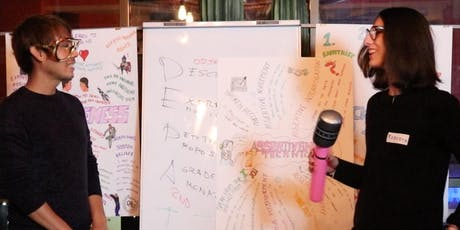 Effective Communication and introduction to NLP workshop - Option Day 2 tickets