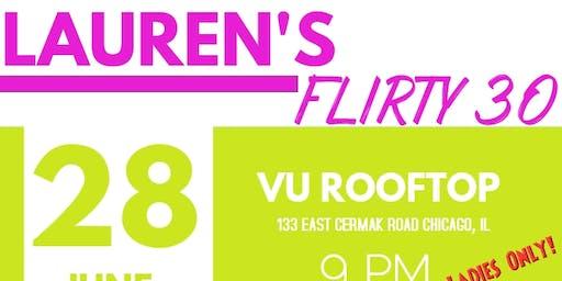 Lauren's Flirty 30th Birthday Weekend