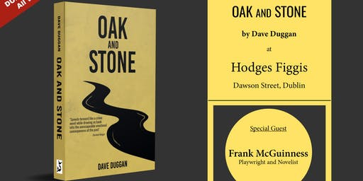 Book Launch: Oak and Stone by Dave Duggan