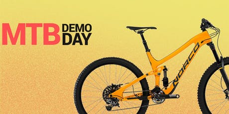 2019 Bow Cycle Mountain Bike demo tickets