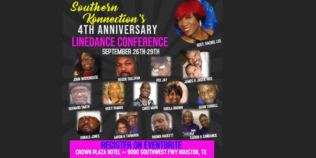 Southern Konnection's Anniversary Weekend Conference tickets