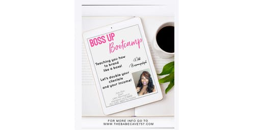 Boss UP Bootcamp