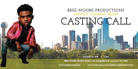 BMP Model Casting Call  tickets