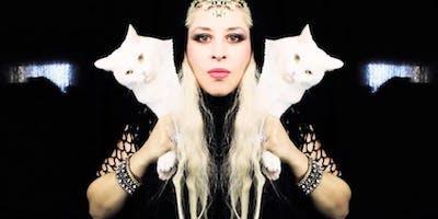 September 20  - Jesika von Rabbit with Garage Sale Monsters and Mëttle