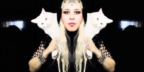 September 20  - Jesika von Rabbit with Garage Sale Monsters and Mëttle tickets