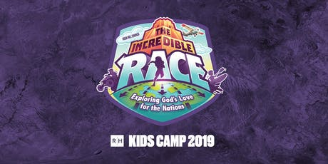 RH Kids Camp tickets