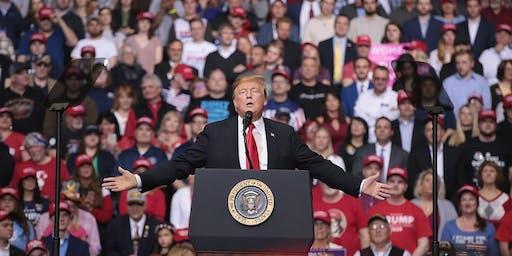 Trump Campaign Kickoff Watch Party