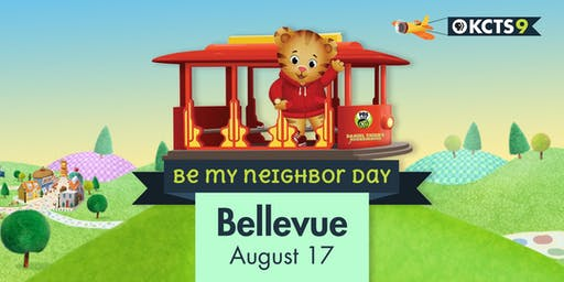 Be My Neighbor Day with Daniel Tiger - Bellevue