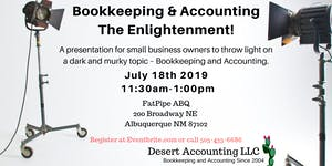 Bookkeeping & Accounting: The Enlightenment