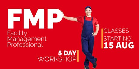 Facility Management Professional (5-Day Workshop) tickets