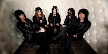 LA Guns Featuring Phil Lewis and Tracii Guns - Live in the Vault! tickets