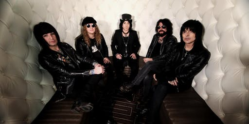 LA Guns Featuring Phil Lewis and Tracii Guns - Live in the Vault!
