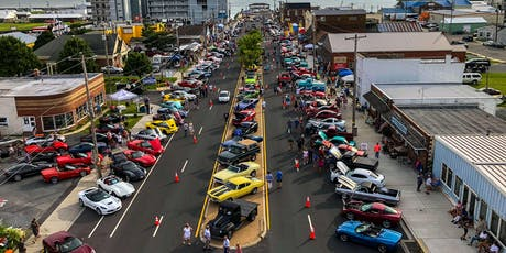 WHEELS ON the WATERFRONT WOW Cruise-In (A&E District 4th Saturday WOW Luau) tickets