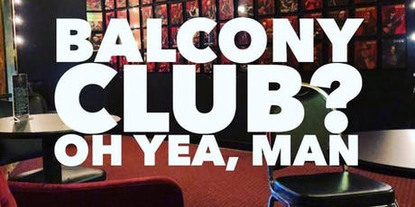 The Bucklin Brothers are BACK! Saturday Night at Balcony Club tickets