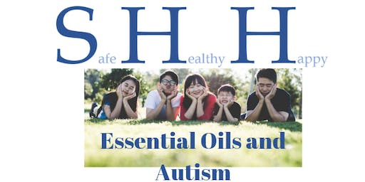 Sensory Solutions  and ASD Essential Oils Workshop