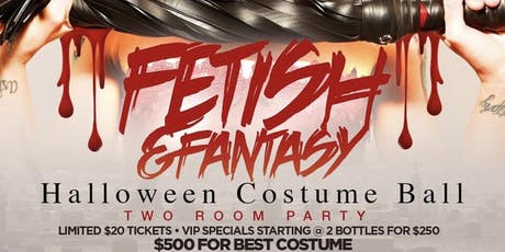 Fetish & Fantasy Halloween Costume Ball tickets