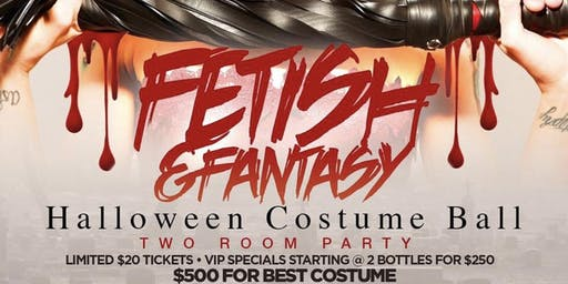 Fetish & Fantasy Halloween Costume Ball