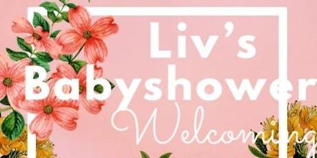 Liv's Babyshower tickets