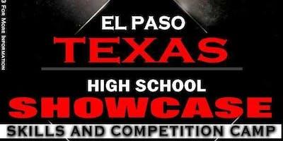 El Paso Texas H S Football Showcase presented by CoachBird/TeflonSports