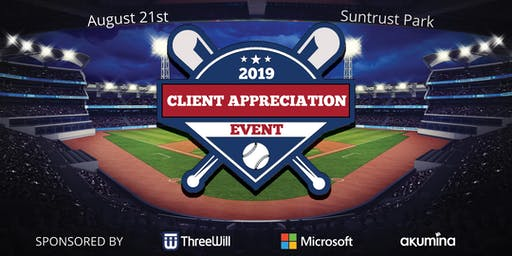 2019 Client Appreciation Event with the Atlanta Braves (Invitation Only)