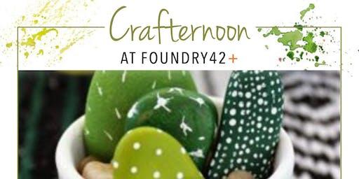 Crafternoon: Succulent Rock Garden