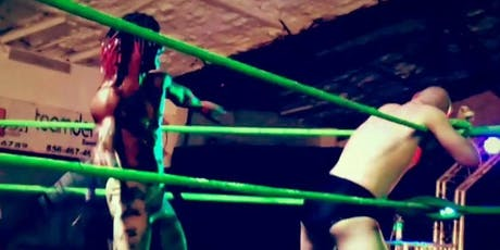 Monster Factory Pro Wrestling: The Whipping Post! tickets