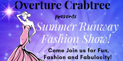 Overture Crabtree Summer Fashion Show
