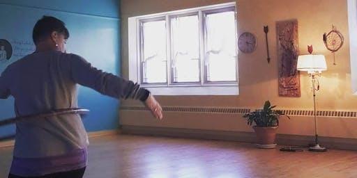 Hoop Yoga Workshop