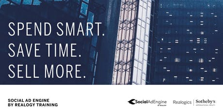 Social Ad Engine at RSIR Seattle tickets