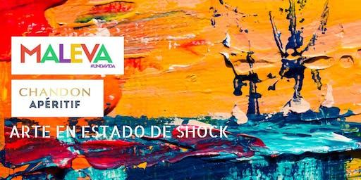 Arte en estado de shock / Círculo MALEVA