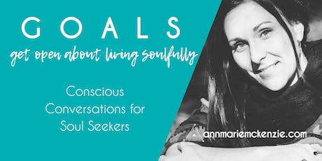 Get Open About Living Soulfully  tickets