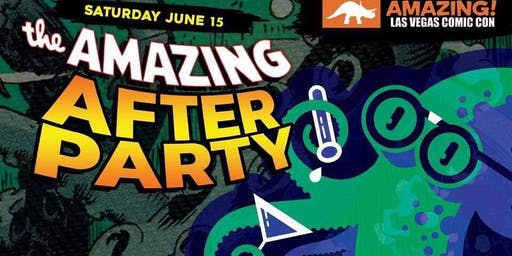 Amazing ComicCon Official After Party Cosplay Event