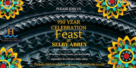 Selby 950th Celebration Feast tickets